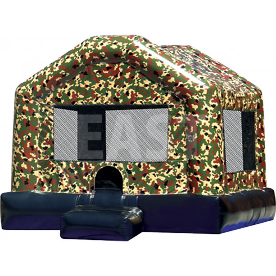 Military Jumping Castle