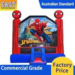Spiderman Jumping Castle