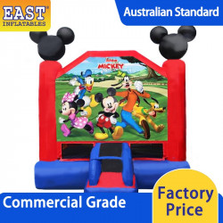 Mickey Mouse Jumping Castle