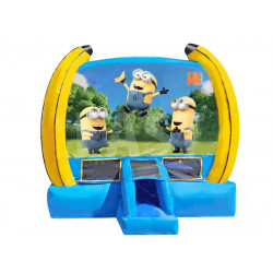 Minion Jumping Castle