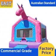 Unicorn Jumping Castle