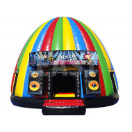 Disco Dome Jumping Castle