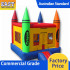 Crayon Jumping Castle