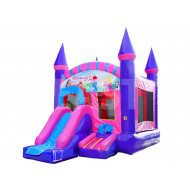 Pink Jumping Castle
