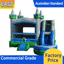 Marble Jumping Castle