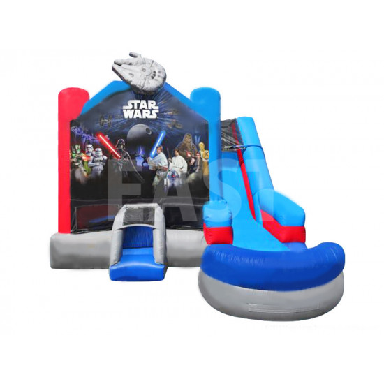 Star Wars Jumping Castle