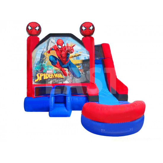 Inflatable Spider Man Combo