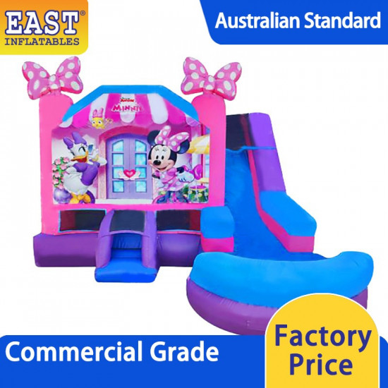Minnie Mouse Jumping Castle