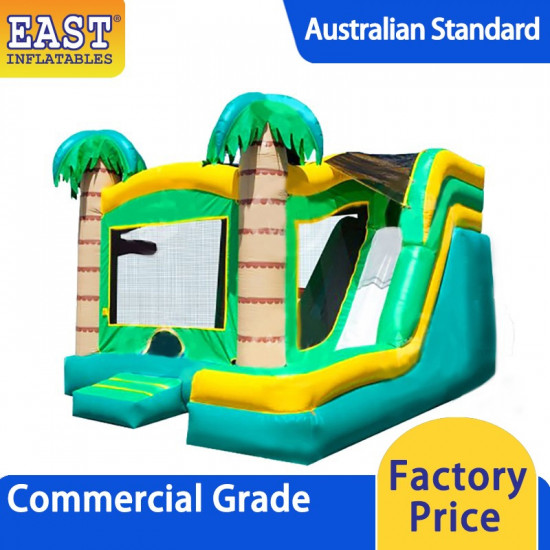 Tropical Jumping Castle
