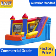 Jumping Castle Water Slide Combo