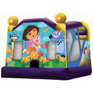 Combo Jumping Castle