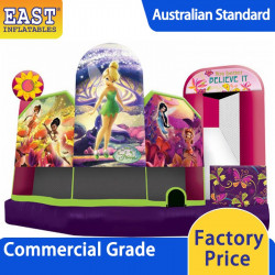 Tinkerbell Jumping Castle