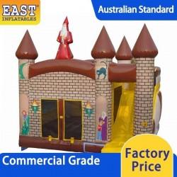 Wizard Castle Combo Jumping Castle