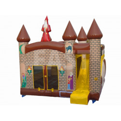 Wizard Castle Combo Jumping Castle