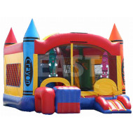 Backyard Jumping Castle