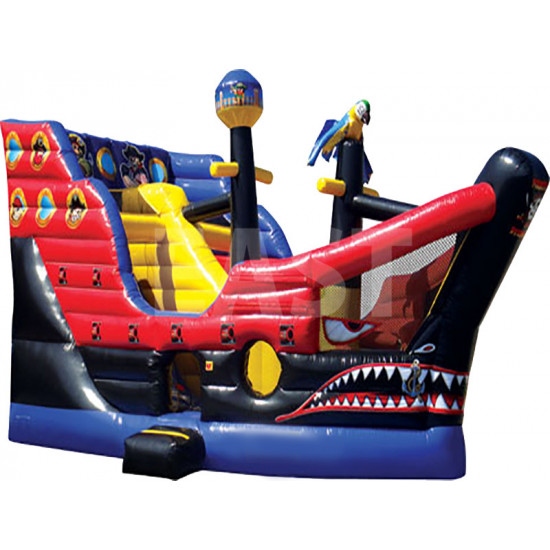 Pirate Ship Combo Jumping Castle