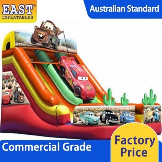Disney Cars Inflatable Slide