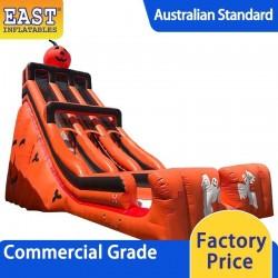 Halloween Inflatable Slide