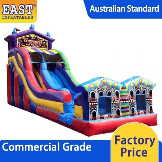 Inflatable Slide Carnival