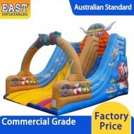 Viking Inflatable Slide
