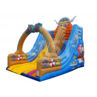Viking Inflatable Slide