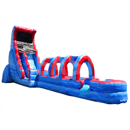 Tsunami Inflatable Water Slide