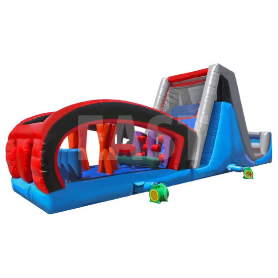 Magic Jump Obstacle Course