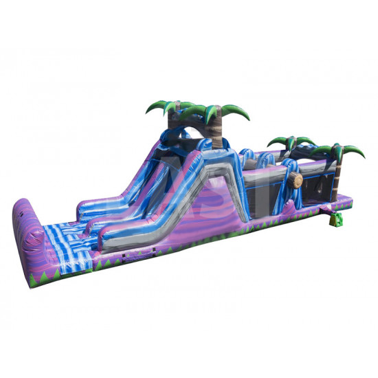 Marble Mega Obstacle Course Run