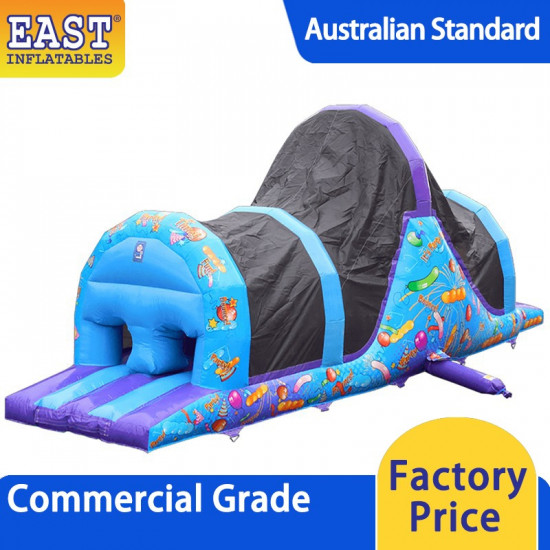 Party Fun Inflatable Obstacle Course
