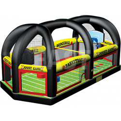 Inflatable Sports Arena