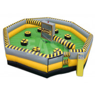 Meltdown Bounce House