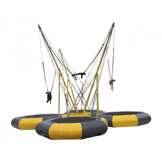 Commercial Bungee Trampoline