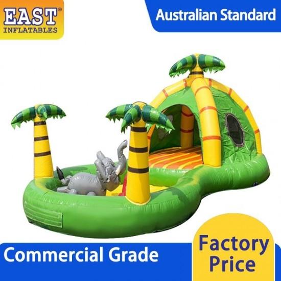 Jungle Inflatable Playzone