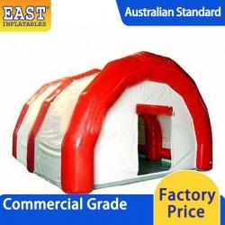 Inflatable Emergency Shelter