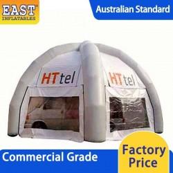 Custom Printed Inflatable Tents
