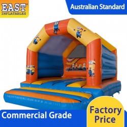 Inflatable Minion Bouncy Castle