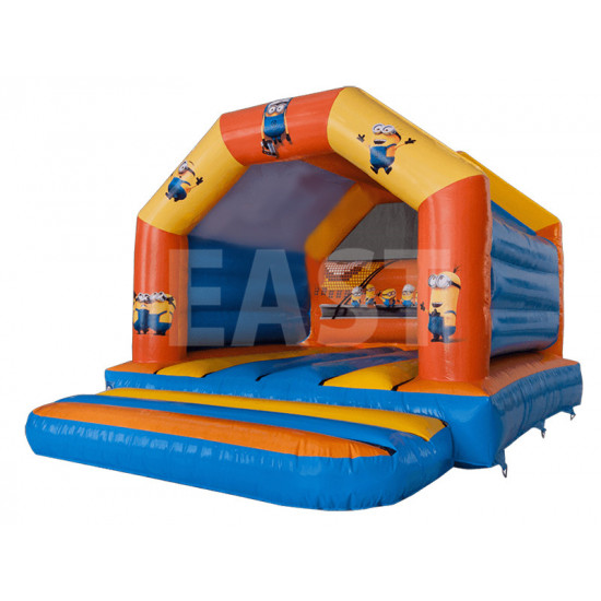 Inflatable Minion Bouncy Castle