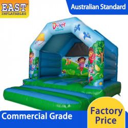 Dora The Explorer Bouncy Castle