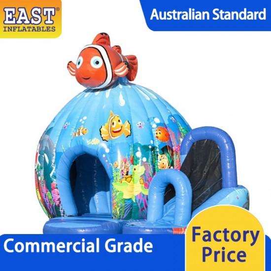Seaworld Bouncy Castle