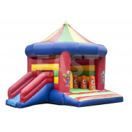 Garden Bouncy Castle