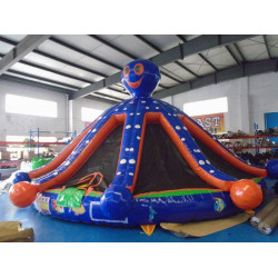 Octopus Jumping Castle