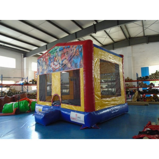 15x15 Jumping Castle