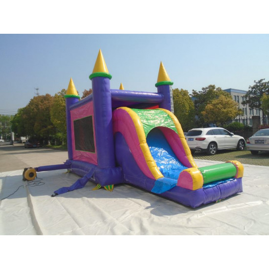 Jumping Castle Slide