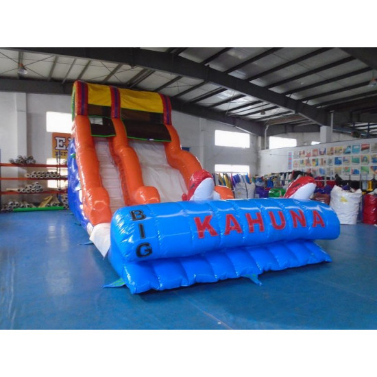 Big Kahuna Inflatable Water Slide