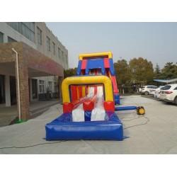 Big Inflatable Water Slide
