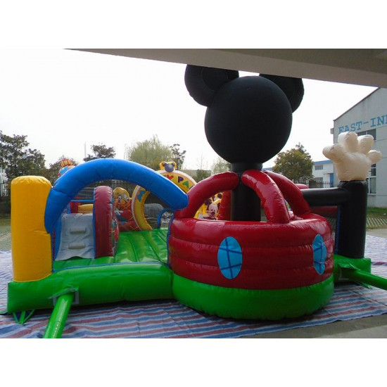 Mickey Mouse Toddler Bounce House