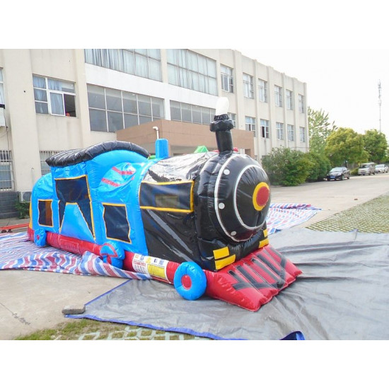 Fun Express Train Station Inflatable