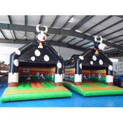 Cow Bouncy Castle