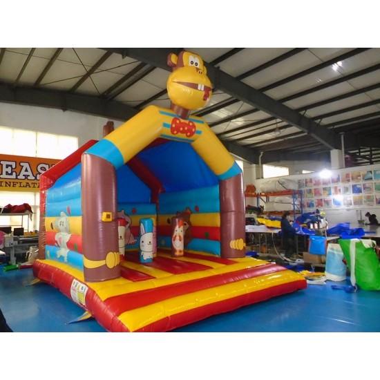 Monkey Bouncy Castle