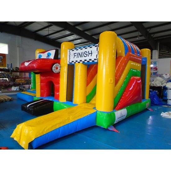 Car Bouncy Castle